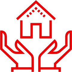 Organizations Donation Icon